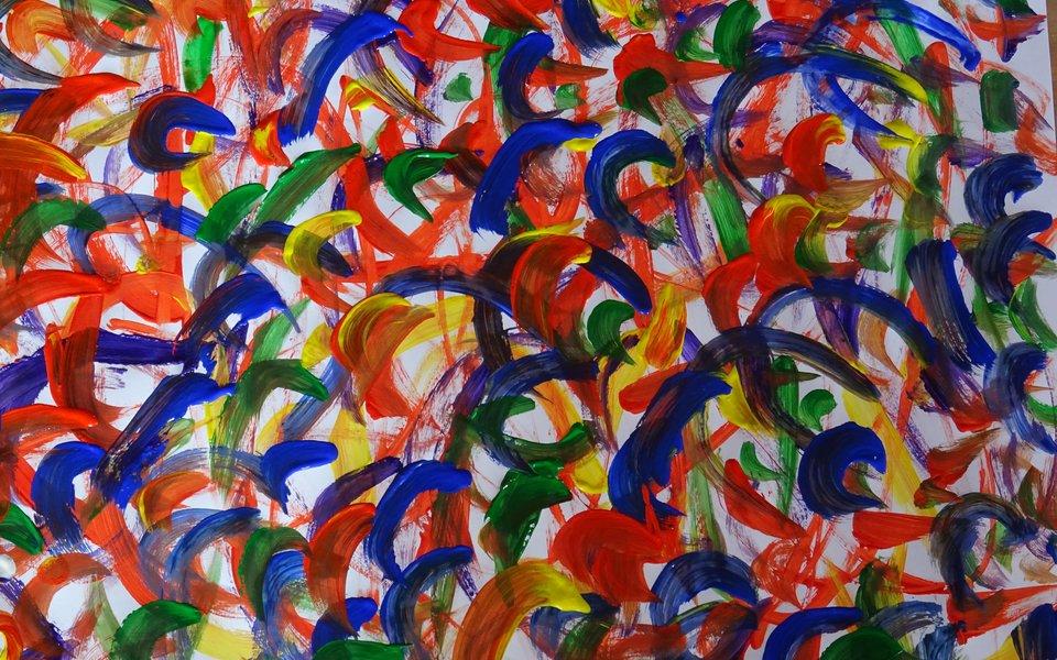 Biodance y colores